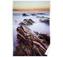 Tilt Rock Vertical Poster