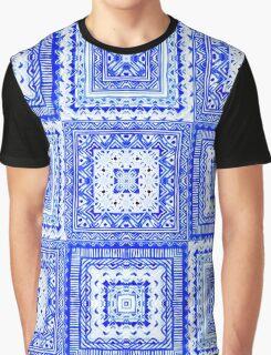 Italian Tile Graphic T-Shirt