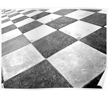 Chessboard Poster