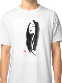 japanese woman Classic T-Shirt