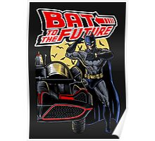Bat To The Future Poster