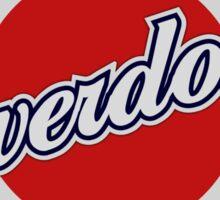 Overdose Western & Country Music Sticker