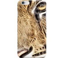 Wild nature - tiger#3 iPhone Case/Skin