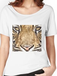 Wild nature - tiger#3 Women's Relaxed Fit T-Shirt