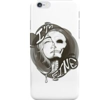 Skin & Bone iPhone Case/Skin