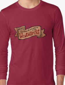 The Marvelous Misadventures Of The Winchesters Long Sleeve T-Shirt