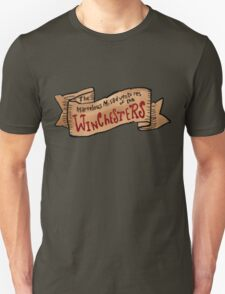 The Marvelous Misadventures Of The Winchesters Unisex T-Shirt