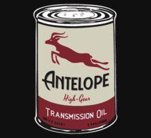 Antelope Oil One Piece - Short Sleeve