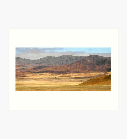 Bolivian Altiplano Art Print