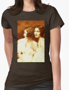 Two Beautiful Ladies Vintage photo T-Shirt