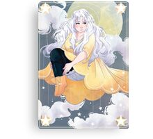 Starlight Serenity Canvas Print