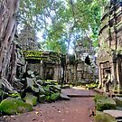Ta Phrom - The lost temple. by salsbells69
