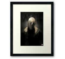 The Ghost Who Walks Framed Print