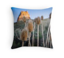 Teasel Tower Throw Pillow