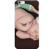 Welcome baby Ben iPhone Case/Skin