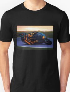 Valentino Rossi on Ducati painting T-Shirt