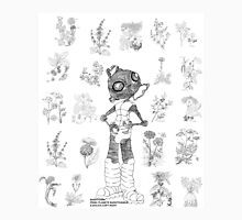 Space Gardener doliccomics INK Unisex T-Shirt