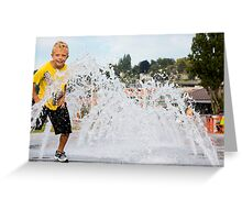 Its Still Summer in Seattle! Greeting Card