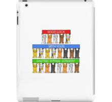 Good Luck with your gastric bypass surgery. iPad Case/Skin