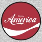 Enjoy America - Round by HighDesign