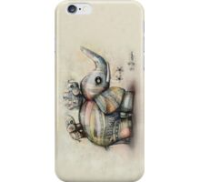 upside down elephants iPhone case iPhone Case/Skin