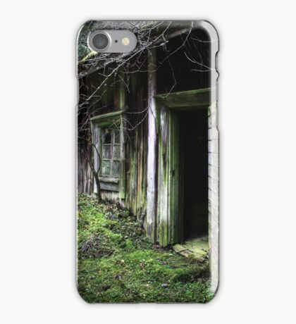 18.11.2015: Old Sauna iPhone Case/Skin