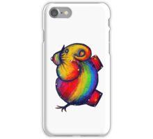 rainbow elephant iPhone case iPhone Case/Skin