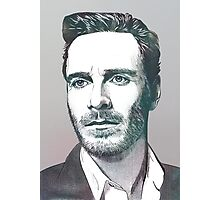 The Fassbender Photographic Print