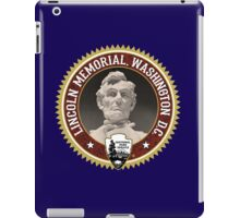 Lincoln Memorial iPad Case/Skin