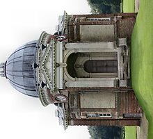 The Archer Pavilion at Wrest Park by TweetTweet