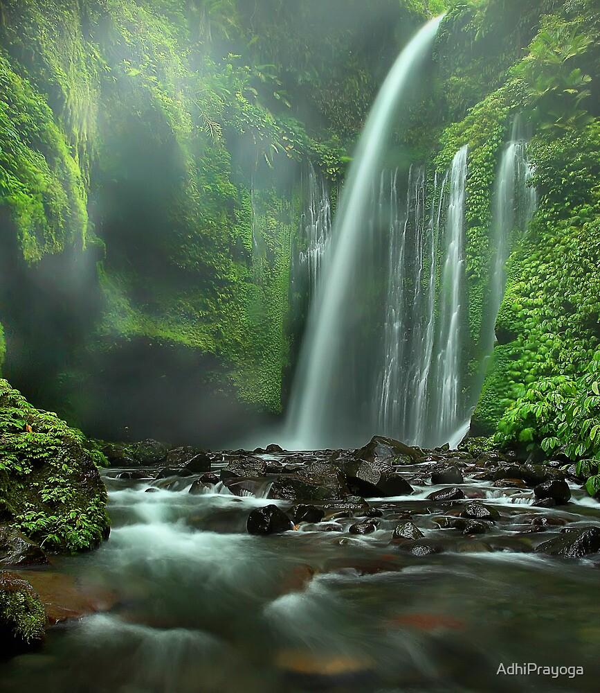 Tiu kelep waterfall by AdhiPrayoga
