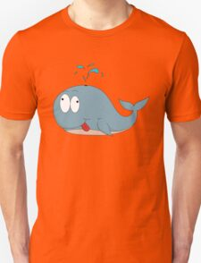 Cartoon whale T-Shirt