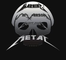 Metal Warning by BadRabbit