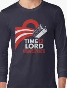 Timelord 2012 (Shirt) Long Sleeve T-Shirt