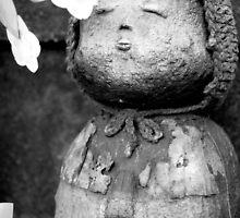 Jizo Statue 2 by WaterGardens