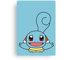 Squirtle Canvas Print