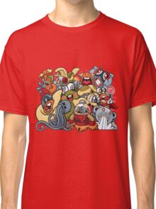 Comics and pokemon  Classic T-Shirt