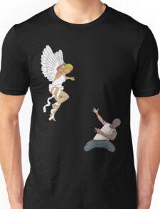 zombie/angel a love story Unisex T-Shirt