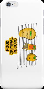 food criminal record by juwinaction