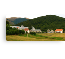 Roncesvalles Canvas Print