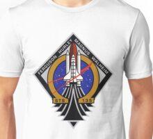 STS-135 Mission Patch Unisex T-Shirt