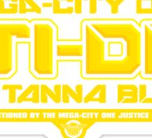 Citi-Def Sticker