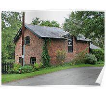 Bunbury Mill, Cheshire UK Poster