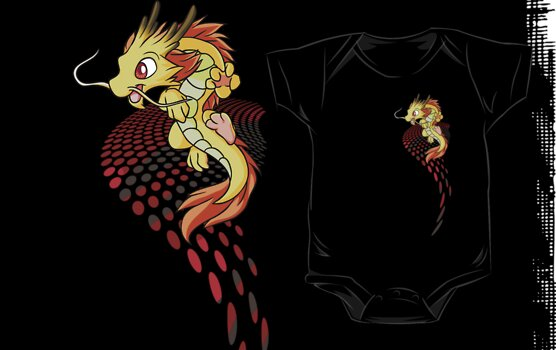 Chinese dragon by jccat