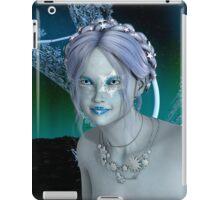 Fantasy Snow Fairy iPad Case/Skin