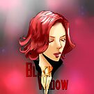 Black Widow by KanaHyde