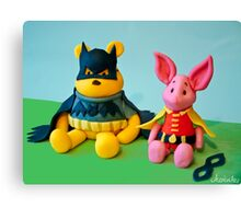The Hero The 100 Acre Wood Deserves... Canvas Print