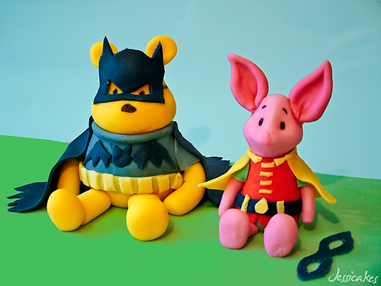 The Hero The 100 Acre Wood Deserves... by Jess Nixon