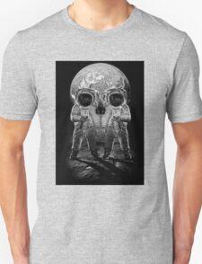 Astronaut Skull T-Shirt