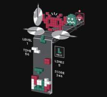 The Truth Behind Tetris | Unisex T-Shirt